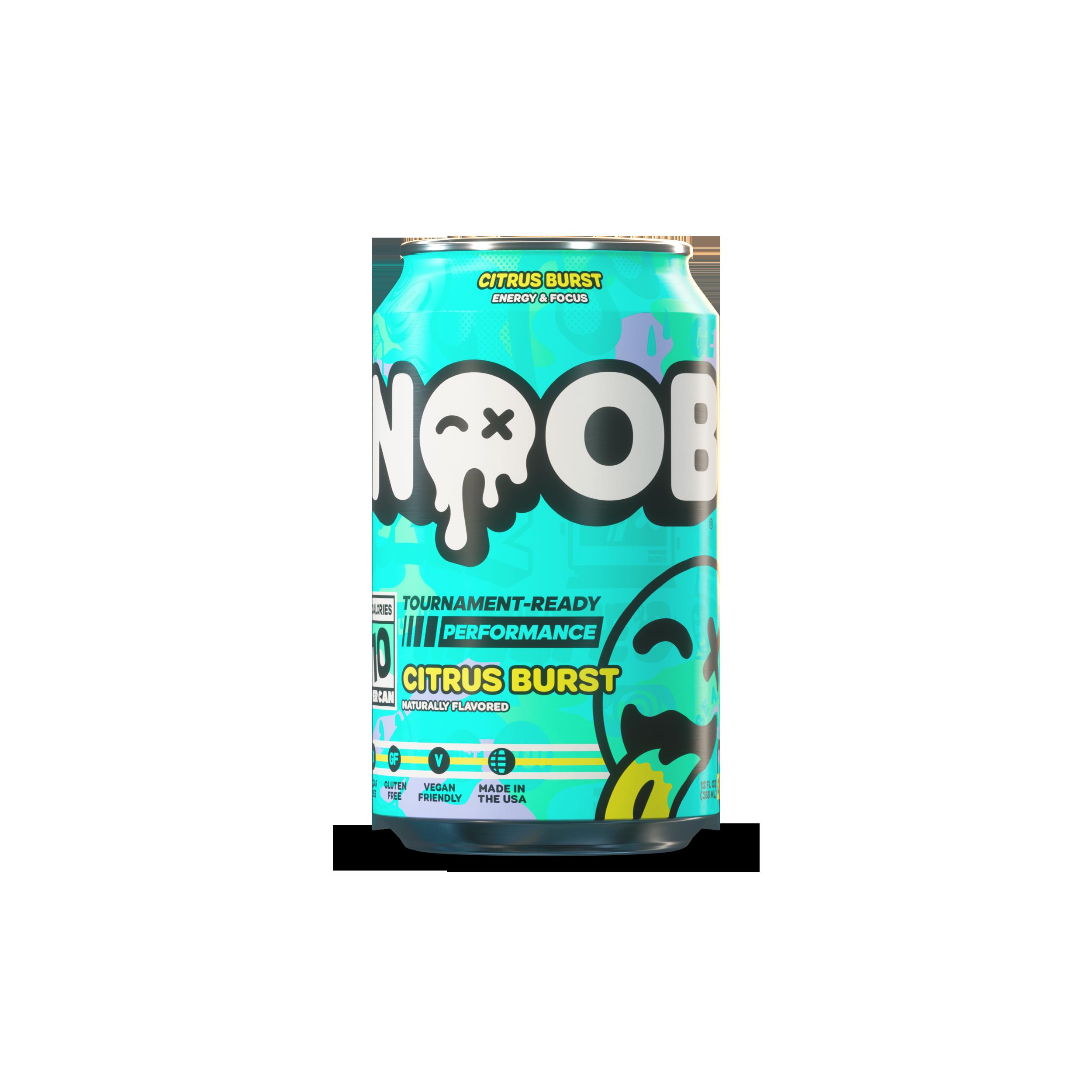 NOOB® Energy Citrus Burst
