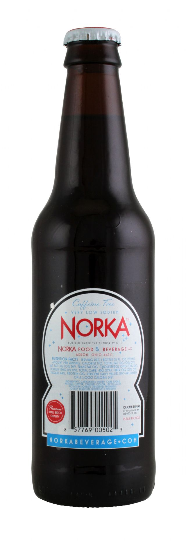 Norka Sparkling Beverages: Norka Root Facts