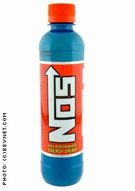 NOS High Performance Energy Drink (Bottle)