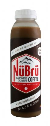 NuBru with Coconut Milk