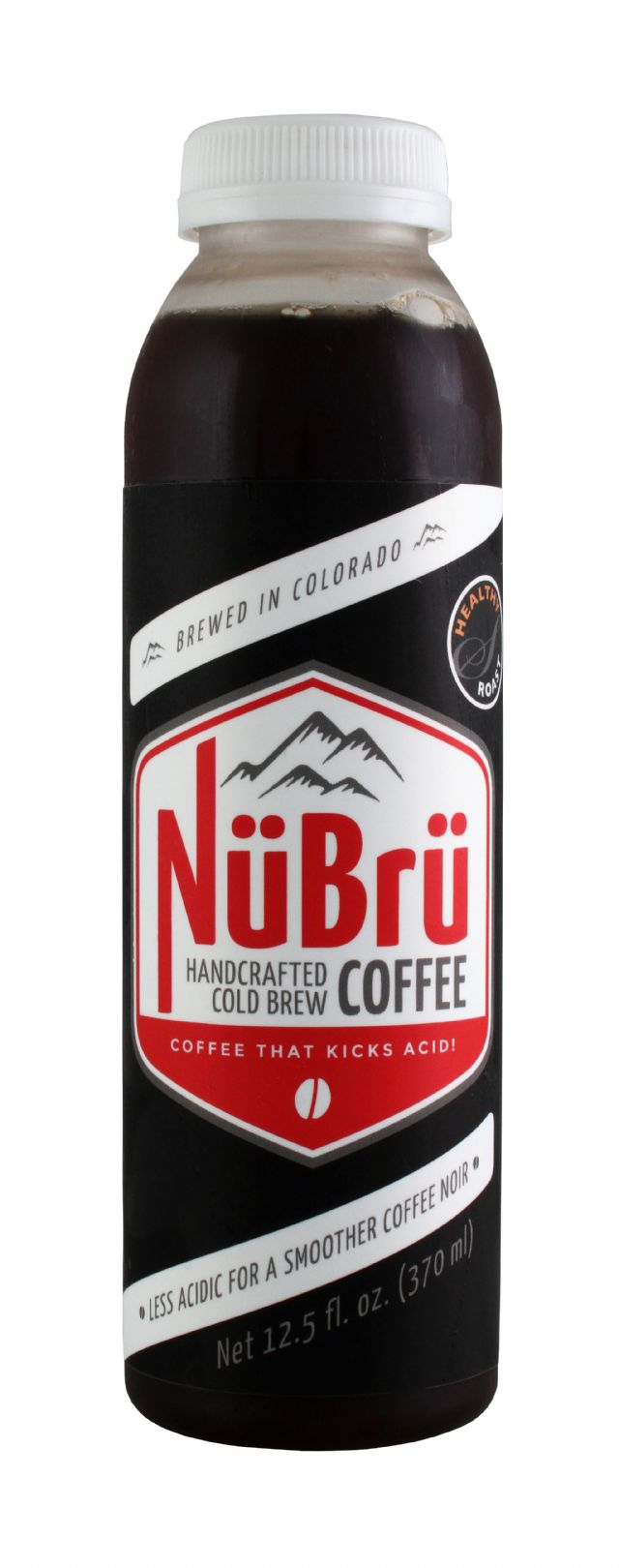NuBru Handcrafted Cold Brew Coffee: Nubru Healthy