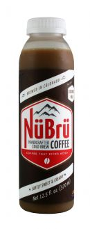 NuBru Handcrafted Cold Brew Coffee: Nubru Coco