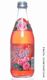 Nuky Rose Soda