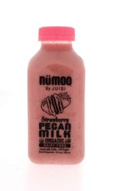 Strawberry Pecan Milk