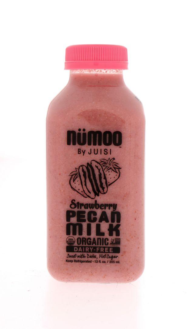 NuMoo: Juisi Strawberrry Front
