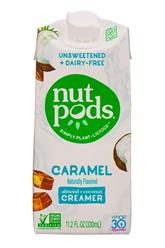 Caramel -  Almond + Coconut Creamer