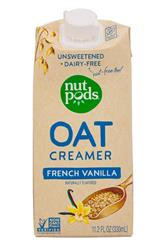 Oat Creamer - French Vanilla