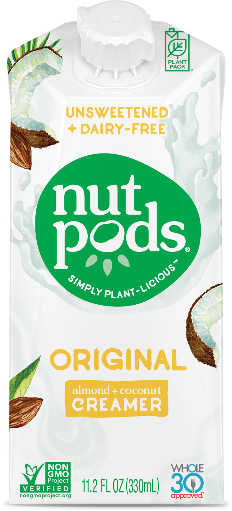 nutpods: Photo of Original (2016) - nutpods (uploaded by company)