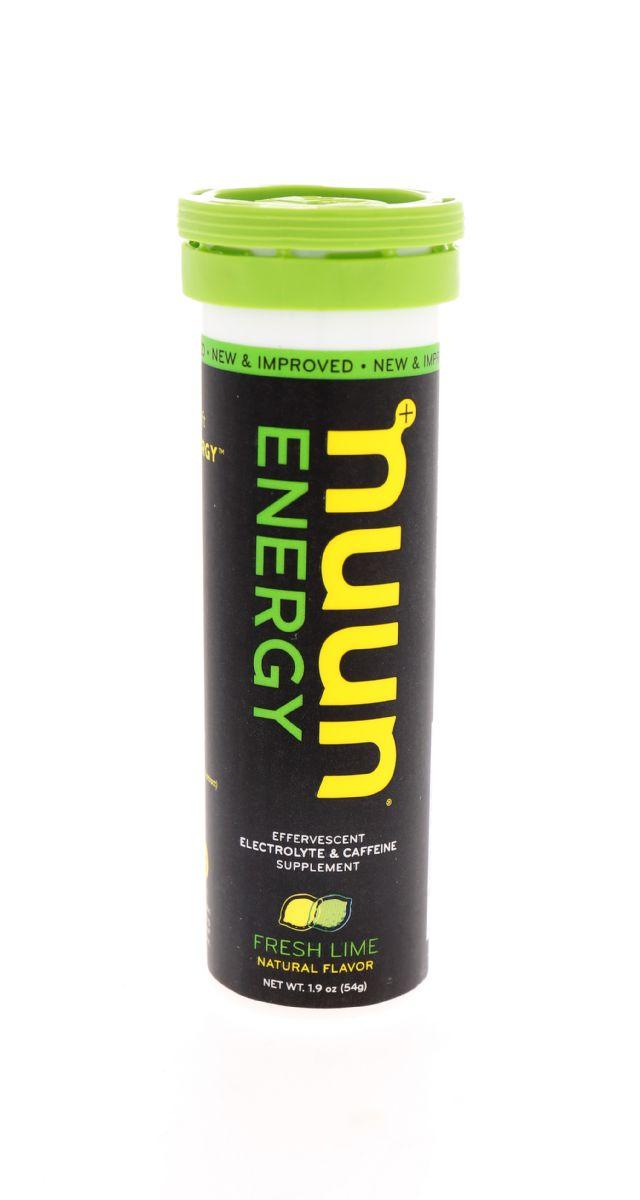 Nuun Energy: Nuun FreshLime Front