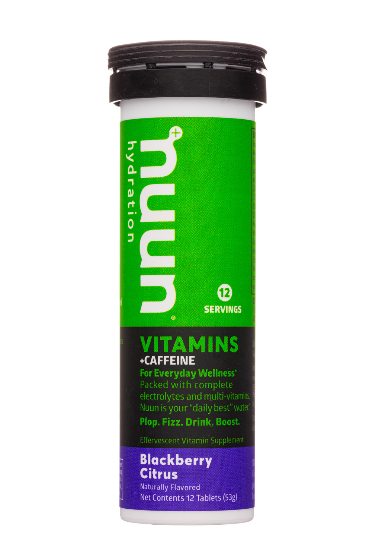 Blackberry Citrus (Vitamins)