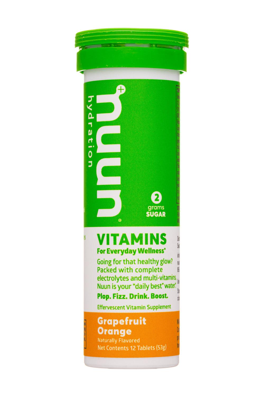 Grapefruit Orange (Vitamins)