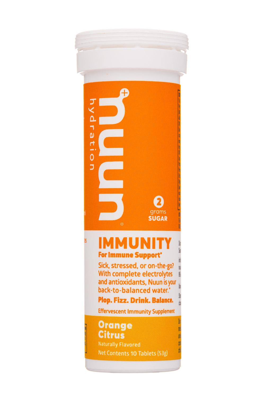Orange Citrus (Immunity)