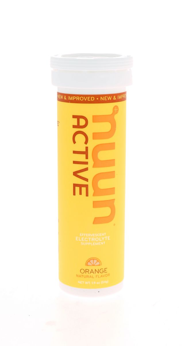 Nuun Active: Nuun Orange Front