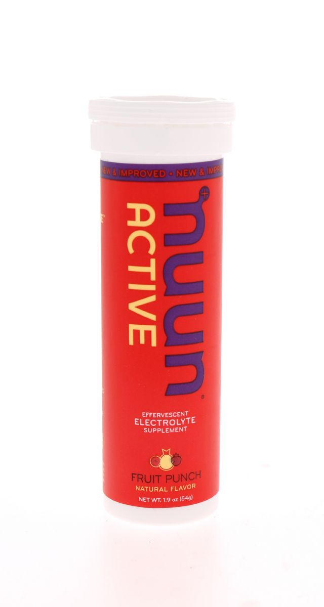 Nuun Active: Nuun FruitPunch Front