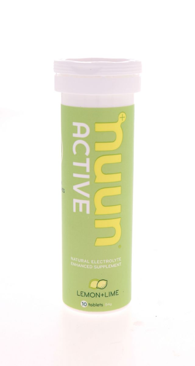 Nuun Active: Nuun LeLime Front