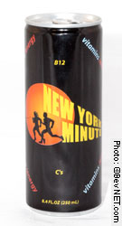 New York Minute Energy Drink