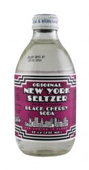 Original New York Seltzer: NYSeltzer BlackCherry Front
