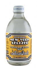 Original New York Seltzer: NYSeltzer Vanilla Front
