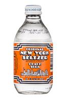 Original New York Seltzer: OriginalNYSeltzer-10oz-Peach-Front
