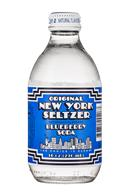 Original New York Seltzer: OriginalNYSeltzer-10oz-Blueberry-Front