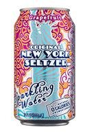 Original New York Seltzer: NYSeltzer-12oz-SparklingWater-Grapefruit-Front