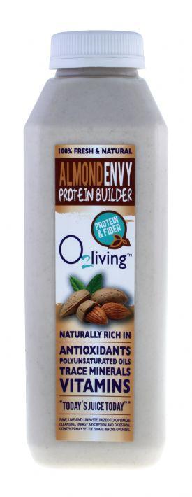 Almond Envy Protein Builder
