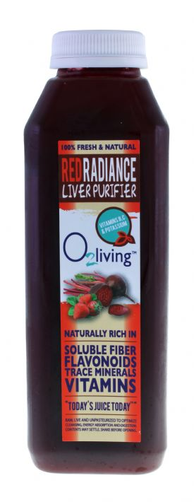 Red Radiance Liver Purifier