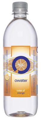 unsweetened owater: