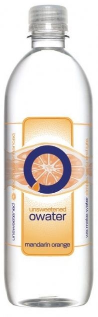unsweetened owater: Mandarin Orange
