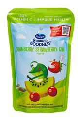 Cranberry Strawberry Kiwi