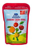 Ocean Spray - Growing GOODNESS: OceanSpray-Pouch-CranCherryOrange