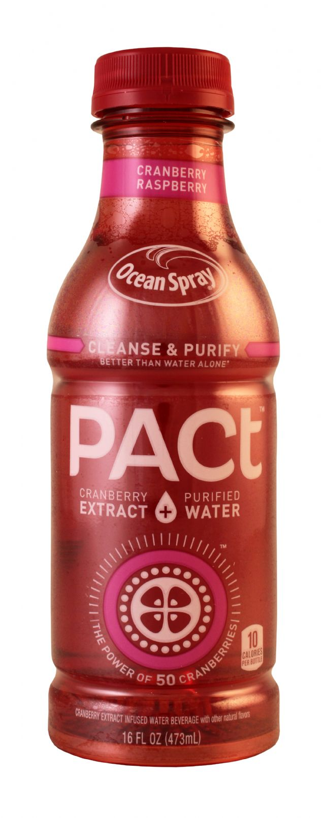 Ocean Spray PACt: OceanSpray PactRasp Front