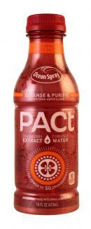 Ocean Spray PACt: OceanSpray PactBloodOrange Front