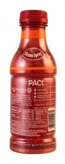 Ocean Spray PACt: OceanSpray PactBloodOrange Facts