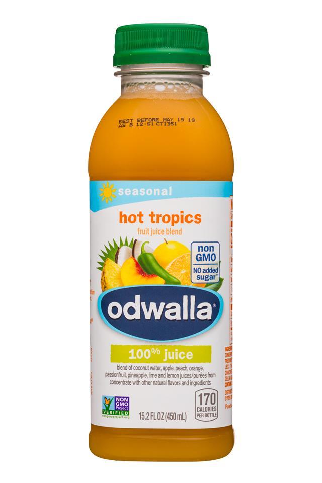 Odwalla: Odwalla-15oz-Juice-HotTropics-Front