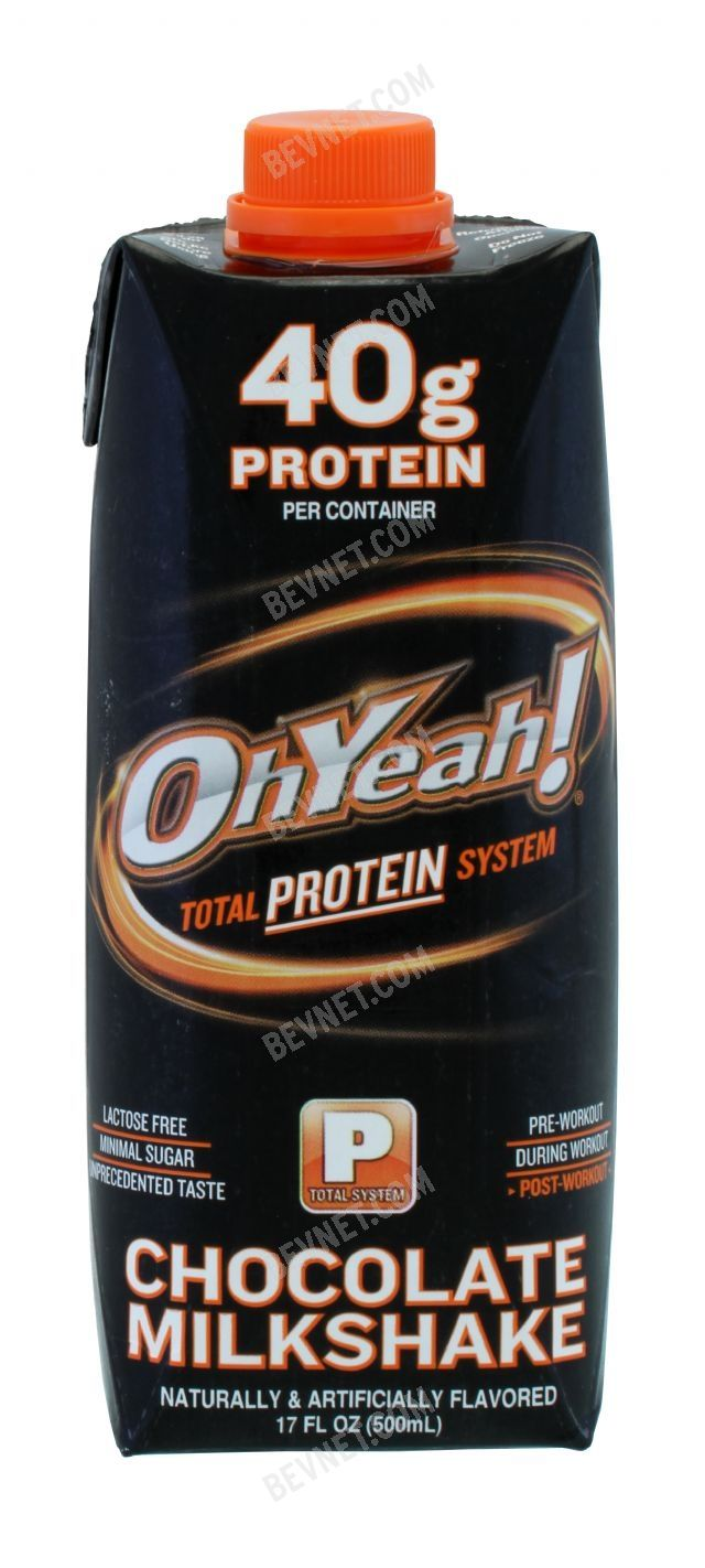 Oh Yeah! Nutritional Shakes: