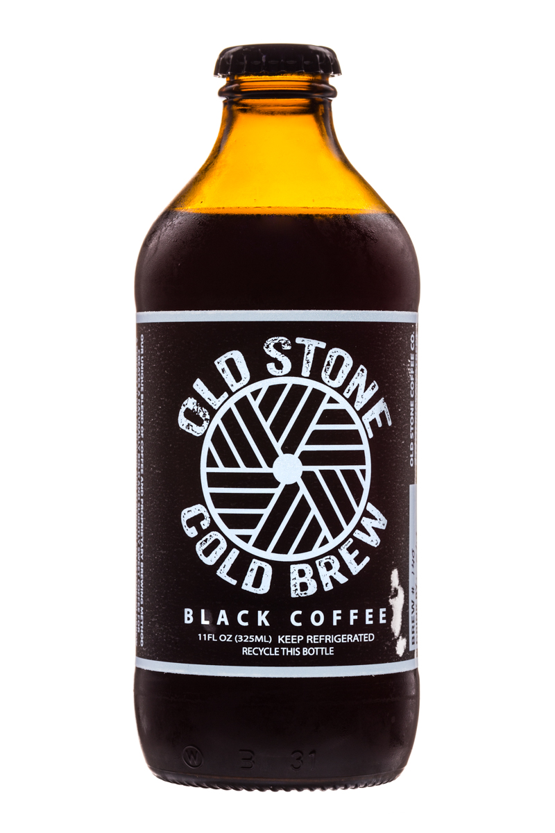Old Stone Cold brew: ColdStone-ColdBrew-11oz-BlackCoffee-Black-Front