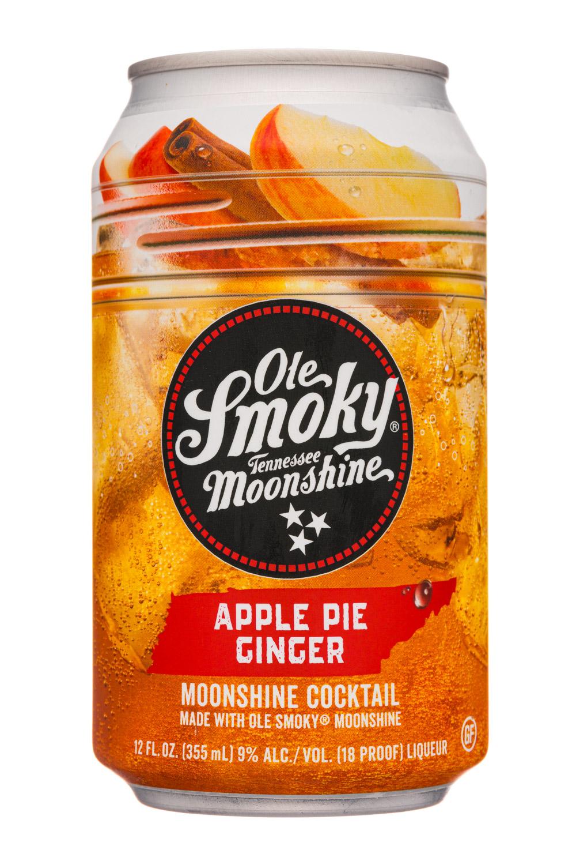 Apple Pie Ginger