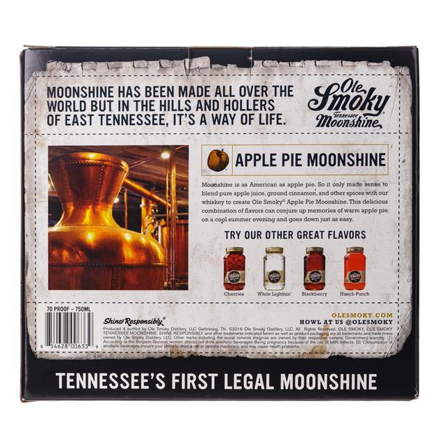 Ole Smokey Tennesse Moonshine: OleSmoky-Moonshine-ApplePie-2