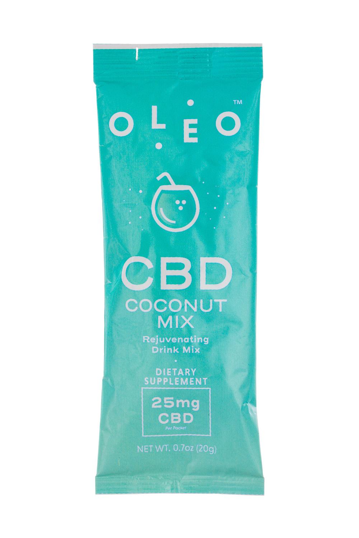 CBD Coconut Mix