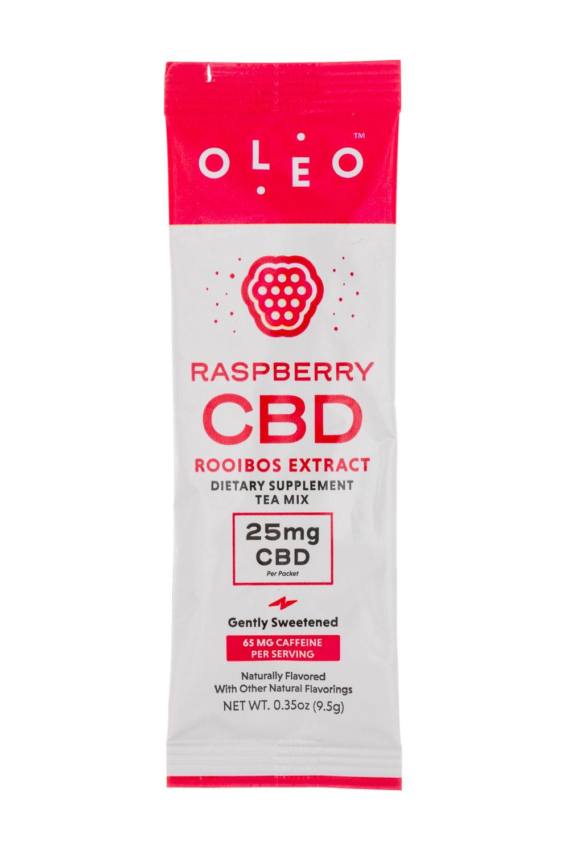 Raspberry CBD Rooibos Extract