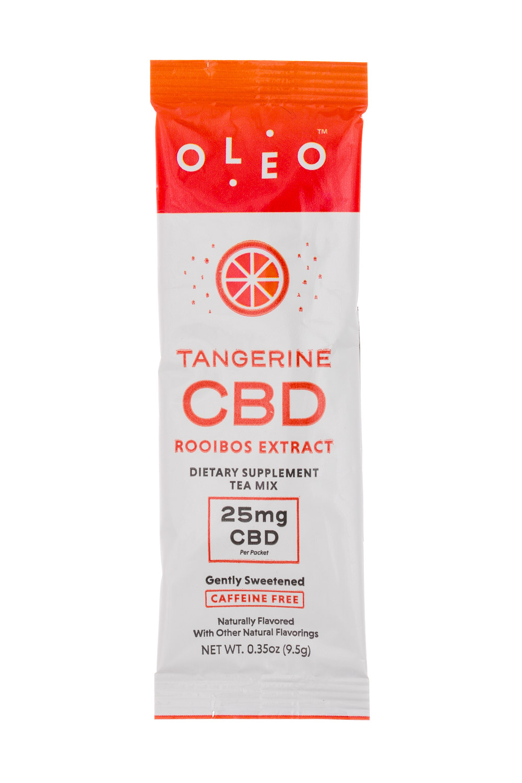 OLEO: Oleo-10g-CBDExtract-Tangerine-Front