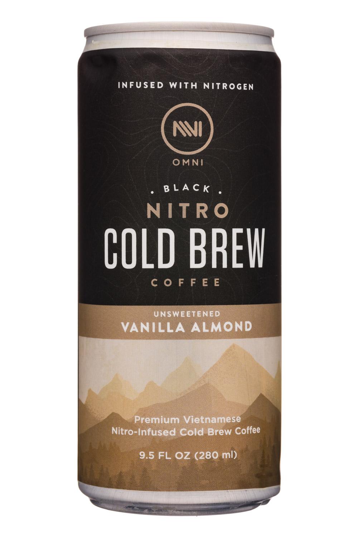 Unsweetened Vanilla Almond 2019