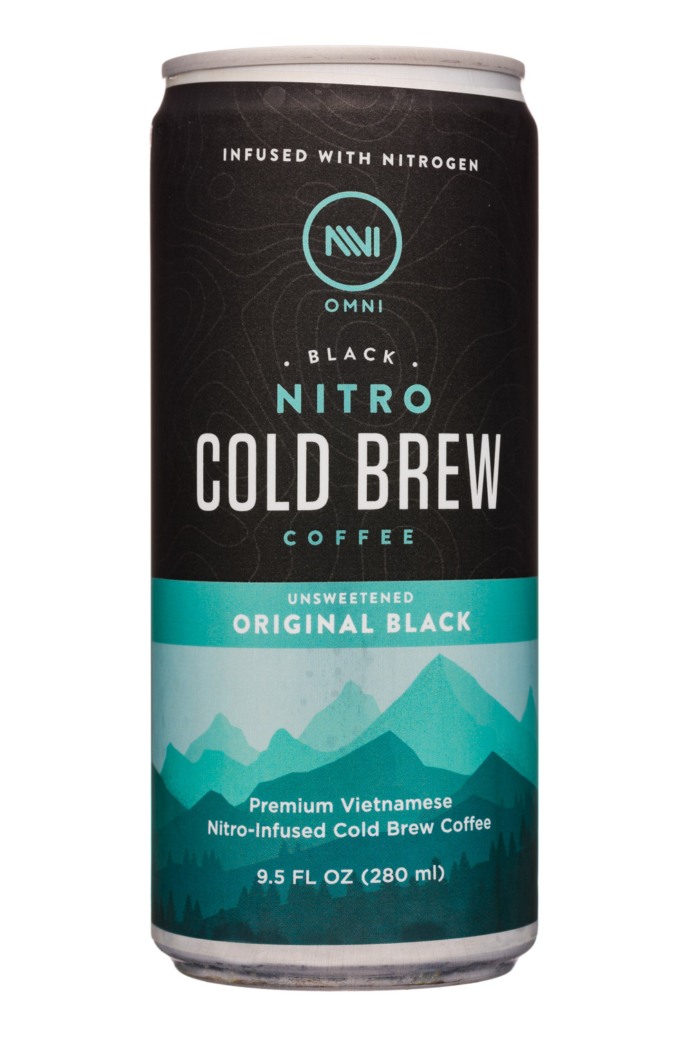 Unsweetened Original Black