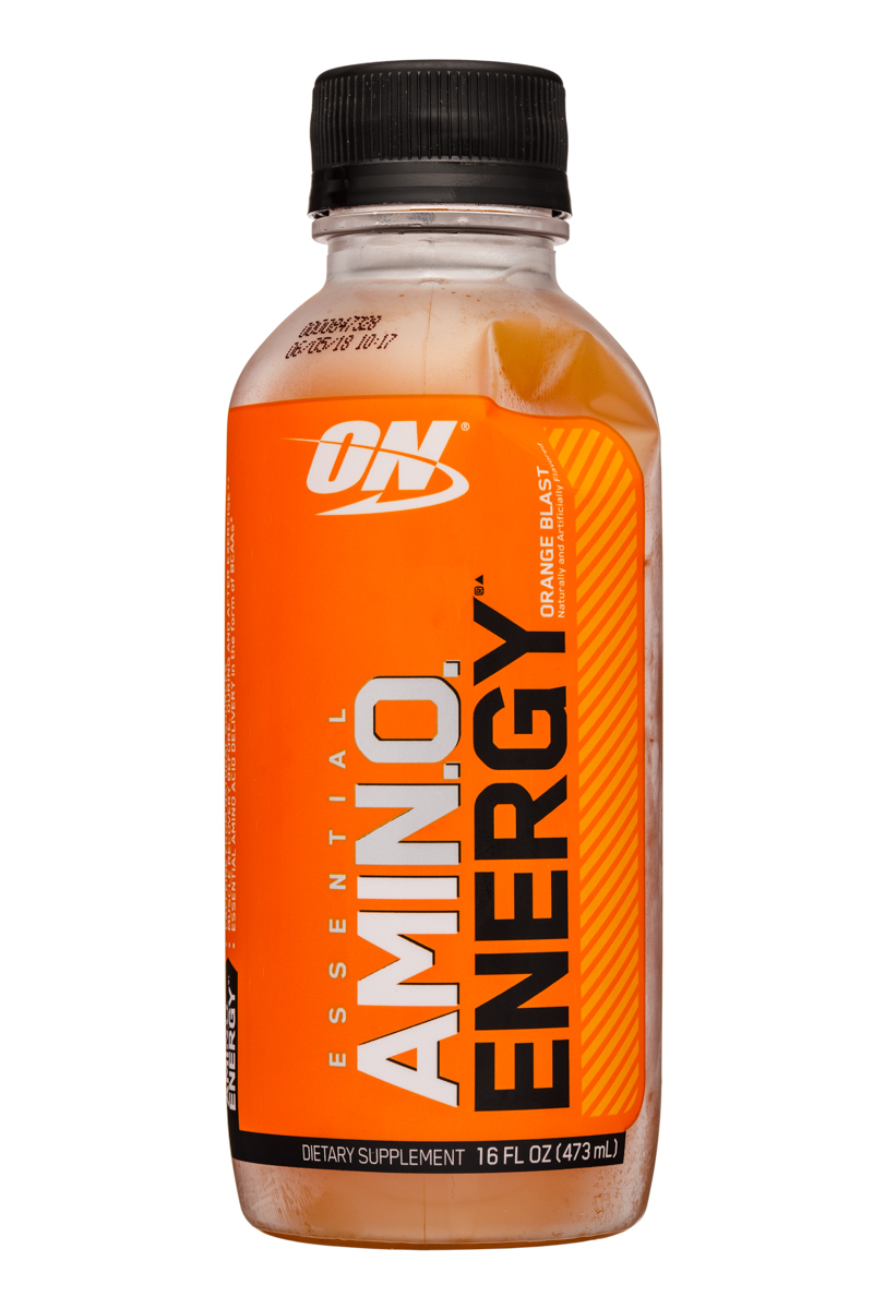 ON Amino Energy: OptimumNutrition-AminoEnergy-16oz-OrangeBlast-Front
