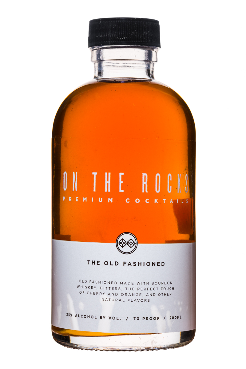 On The Rocks: OnTheRocks-200ml-TheOldFashioned