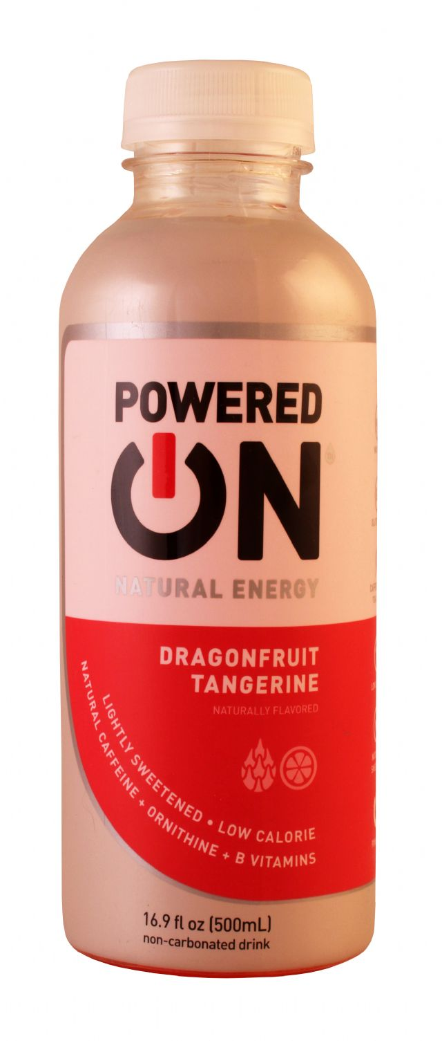 ON Beverages: PoweredON Dragon Front