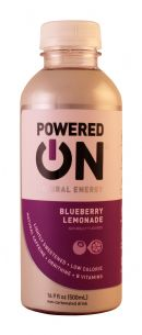 ON Beverages: PoweredON BlueLem Front