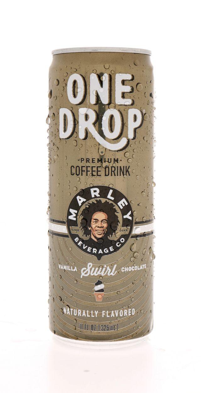 One Drop: MarleyOneDrop Swirl Front
