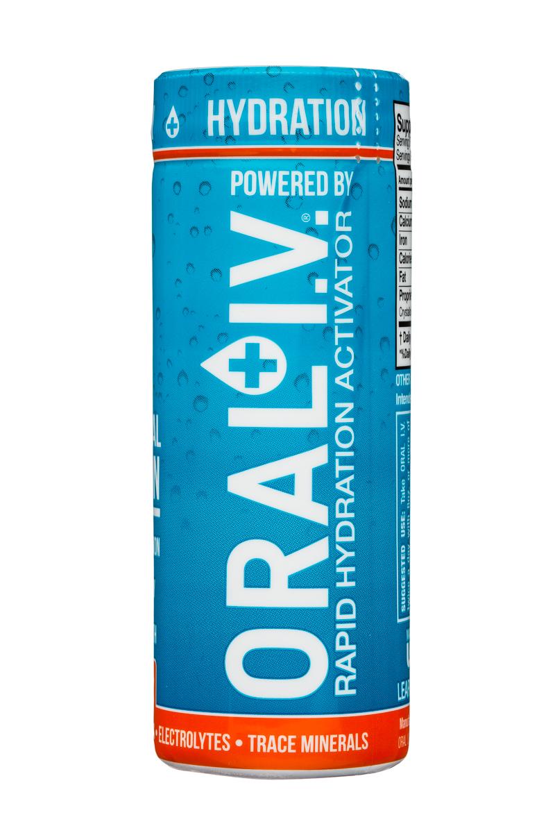 Oral I.V.: OralIV-HydrationShot-Front